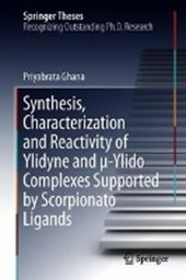Synthesis, Characterization and Reactivity of Ylidyne and -Ylido Complexes Supported by Scorpionato Ligands