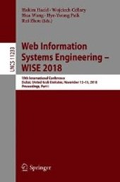 Web Information Systems Engineering - WISE 2018