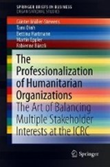 The Professionalization of Humanitarian Organizations | Gunter Muller-Stewens ; Tami Dinh ; Bettina Hartmann ; Martin J. Eppler |