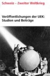 Veröffentlichungen der UEK. Studien und Beiträge zur Forschung / Schweizerische Bodenkreditanstalt