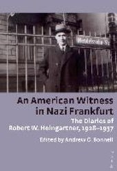 An American Witness in Nazi Frankfurt