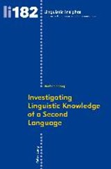 Investigating Linguistic Knowledge of a Second Language | Runhan Zhang |
