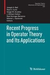 Recent Progress in Operator Theory and Its Applications |  |