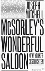 McSorley's Wonderful Saloon | Joseph Mitchell |