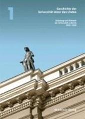 Geschichte der Universität Unter den Linden