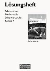 Schlüssel zur Mathematik 9. Schuljahr. Lösungen zum Schülerbuch Sekundarschule Sachsen-Anhalt