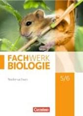Fachwerk Biologie 5./6. Schuljahr. Schülerbuch Niedersachsen