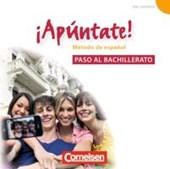 ¡Apúntate! - Ausgabe 2008 - Band 5 - Paso al bachillerato - Audio-CD