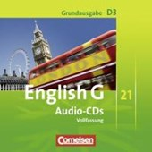 English G 21. Grundausgabe D 3. Audio-CDs |  |