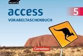 English G Access Band 5: 9. Schuljahr- Allgemeine Ausgabe - Vokabeltaschenbuch