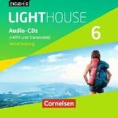 English G LIGHTHOUSE Band 6: 10. Schuljahr - Allgemeine Ausgabe - Audio-CDs (Vollfassung)