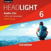 English G Headlight Band 6: 10. Schuljahr- Allgemeine Ausgabe - Audio-CDs (Vollfassung)