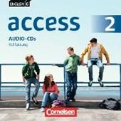 English G Access 02: 6. Schuljahr. CDs. Allgemeine Ausgabe