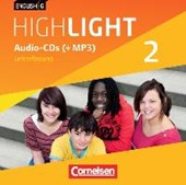 English G Highlight  02: 6. Schuljahr. Audio-CDs Hauptschule |  |