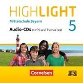Highlight 5. Jahrgangsstufe - Mittelschule Bayern - Audio-CDs und MP3-Dateien