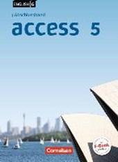 English G Access Abschlussband 5: 9. Schuljahr - Allgemeine Ausgabe - Schülerbuch