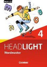 English G Headlight 04: 8. Schuljahr. Wordmaster mit Lösungen | auteur onbekend |