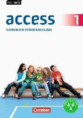 English G Access 01: 5. Schuljahr. Workbook Förderausgabe