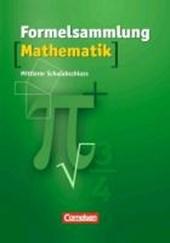 Formelsammlungen Sekundarstufe I - Mittlerer Schulabschluss Westliche Bundesländer (außer BY)