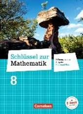 Schlüssel zur Mathematik 8. Schuljahr - Differenzierende Ausgabe Rheinland-Pfalz - Schülerbuch