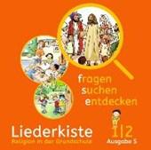 fragen - suchen - entdecken Band 1/2 - Liederkiste - Audio-CD