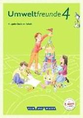 Umweltfreunde 4. Schuljahr - Sachsen-Anhalt - Schülerbuch