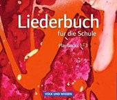 Liederbuch für die Schule. Musik-CDs 1 bis 3. Östliche Bundesländer und Berlin