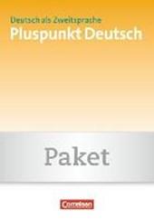 Pluspunkt Deutsch - Österreich A2: Gesamtband. Kursbuch und Arbeitsbuch mit CD