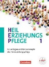Heilerziehungspflege Band 1 - Grundlagen und Kernkonzepte der Heilerziehungspflege