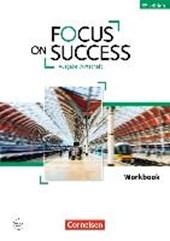 Focus on Success B1/B2 - Wirtschaft - Workbook mit Audios online