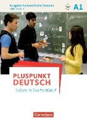Pluspunkt Deutsch A1 - Ausgabe für berufliche Schulen - Arbeitsbuch mit  Audios online und Lösungen als Download