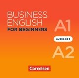 Business English for Beginners  A1/A2 - Audio-CD | auteur onbekend |