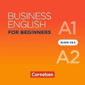 Business English for Beginners  A1/A2 - Audio-CD