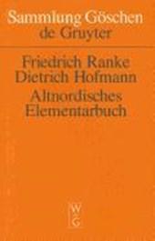 Altnordisches Elementarbuch