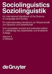 Sociolinguistics/Soziolinguistik
