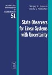 State Observers for Linear Systems with Uncertainty