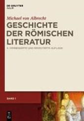 Geschichte der römischen Literatur. 2 Bände