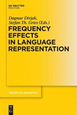Frequency Effects in Language Representation | auteur onbekend |