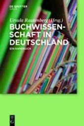 Buchwissenschaft in Deutschland
