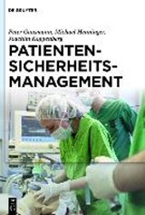 Patientensicherheitsmanagement |  |