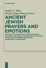 Ancient Jewish Prayers and Emotions |  |