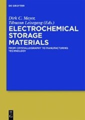 Electrochemical Storage Materials