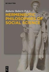 Hermeneutic Philosophies of Social Science | auteur onbekend |