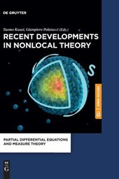 Recent Developments in Nonlocal Theory |  |