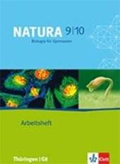 Natura - Biologie für Gymnasien in Thüringen. Arbeitsheft 9./10. Schuljahr