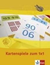 Programm mathe 2000 Einmaleins (1x1)-Kartenspiel