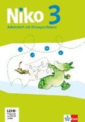 Niko Sprachbuch. Arbeitsheft mit CD-ROM 3. Schuljahr