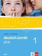 deutsch.kombi plus 1/Schülerb. 5. Kl./Sprach/Leseb./BY