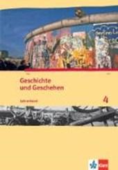 Geschichte und Geschehen. Lehrerband 4. Ausgabe für Hessen
