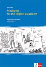 Minibooks for the English Classroom | Jane Myles |